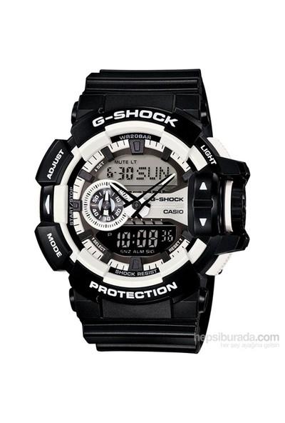 Casio GA-400-1ADR G-Shock Erkek Kol Saati