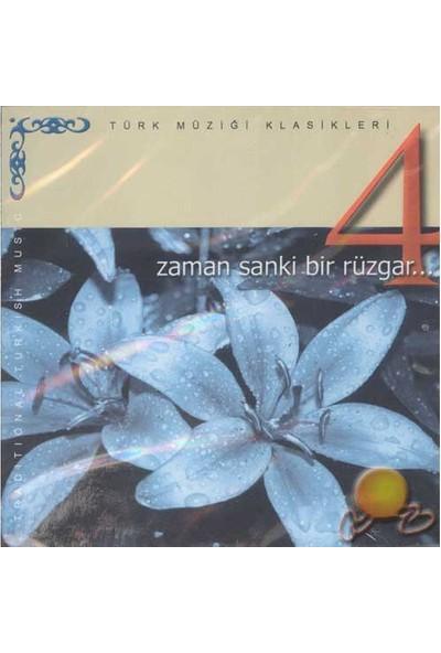 Zaman Sanki Bir Rüzgar 4 (cd)