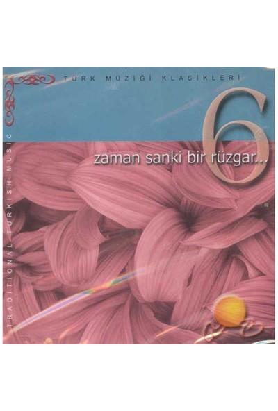 Zaman Sanki Bir Rüzgar 6 (cd)