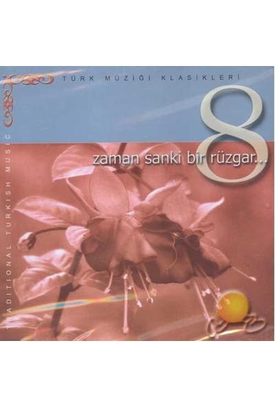 Zaman Sanki Bir Rüzgar 8 (cd)