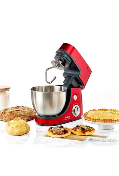 Tefal QB515G38 Masterchef Gourmet Premium Upgrade Karıştırıcı Kırmızı - 2820515138