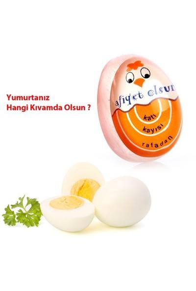 Uygun Türkçe Dublör Yumurta Zamanlayıcı Egg Timer