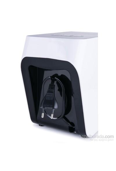 Stilevs Chefturco Et Kıyma Makinası Beyaz-Siyah