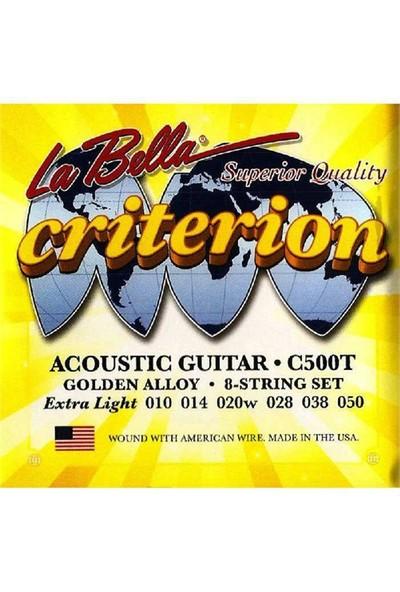 La Bella Criterion C500T X-Light Takım Tel