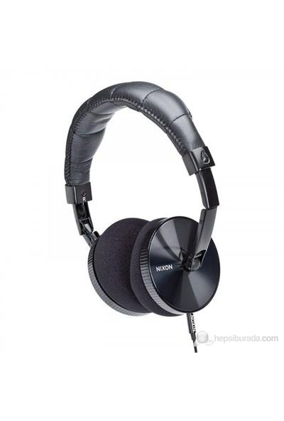 Nixon Nomadıc Headphones All Black Kulak Üstü Kulaklık