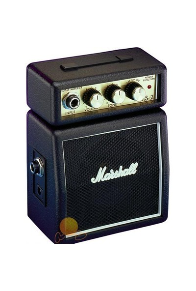 Marshall Ms-2 Mikro Elektro Gitar Amfisi