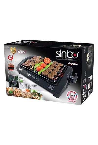 Sinbo SBG-7102 Çıkarılabillir Tepsili Elektrikli Izgara