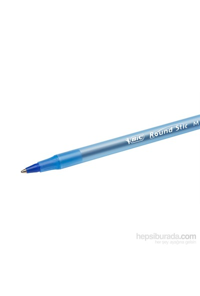 Bic Round Stick Tukenmez Mavi 6'lı Pş.