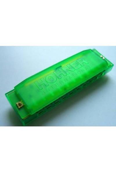 İmecemuzik Hohner Happy Color C Mızıka ( Yeşil ) M5153