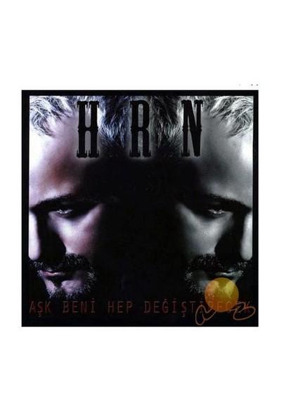 Harun Kolçak - Aşk Beni Hep Değiştirecek (CD)