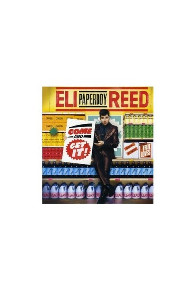 Eli Paperboy Reed - Come And Get It (Plak)