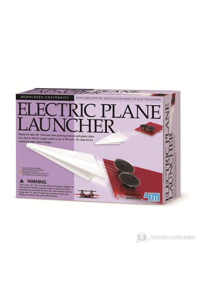 4M Elektrikli Uçak Fırlatıcı