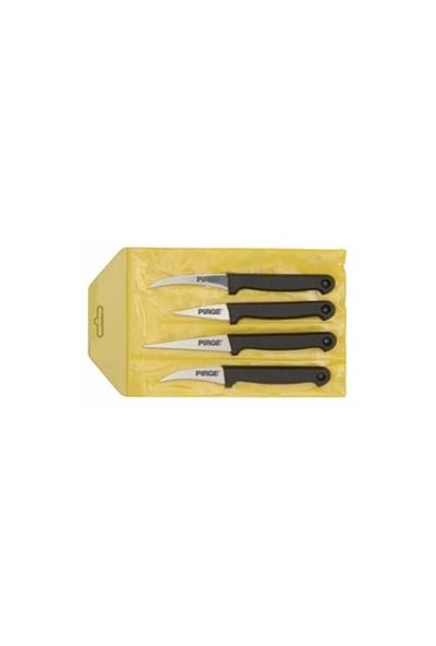Pirge Dekor Bıçağı Seti