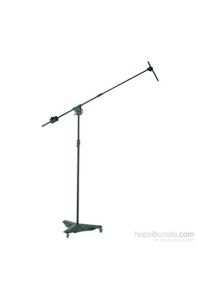 K&M Overhead Mikrofon Stand (21430-500-55)