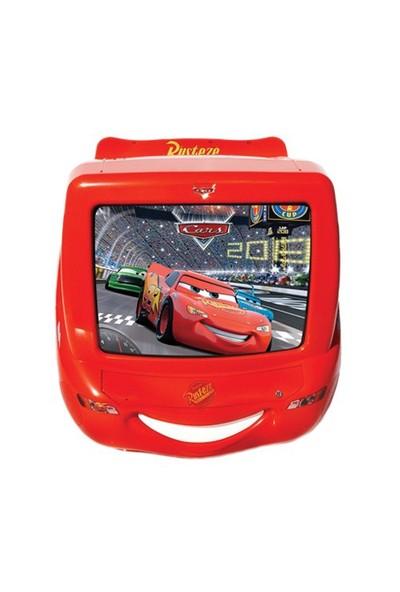 Disney Cars 37 Ekran DVD'li Televizyon