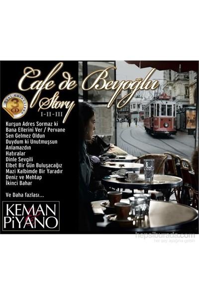 Various Artist - Cafe De Beyoğlu Story (3 Cd)