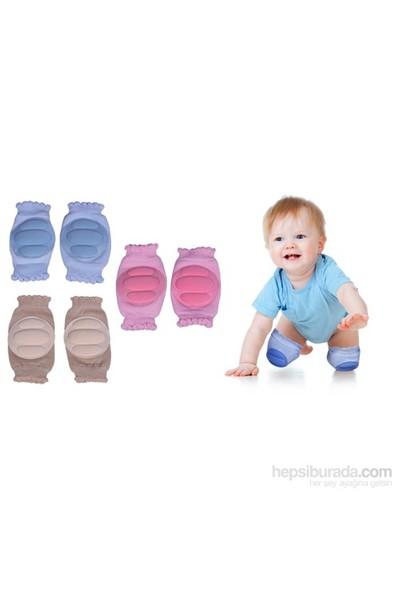 Sevi Bebe Emekleme Dizliği Mavi