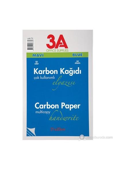 3A Karbon Kağıdı 50'li paket