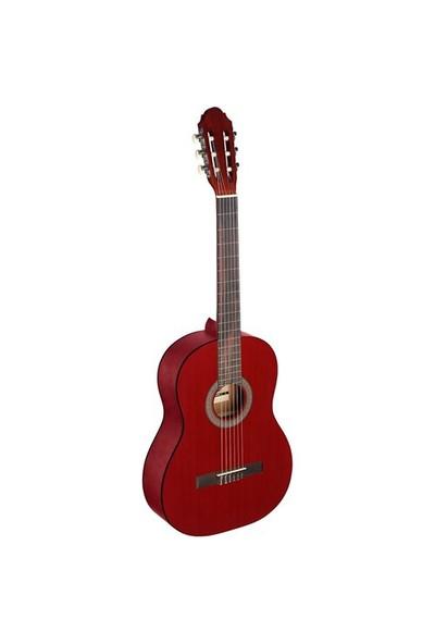 Stagg C440 M Red Klasik Gitar