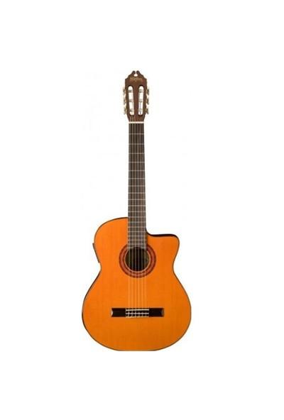Washburn C5-CE Elektro Klasik Gitar