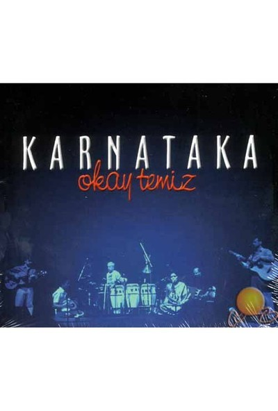 Karnataka (Okay Temiz) (cd)