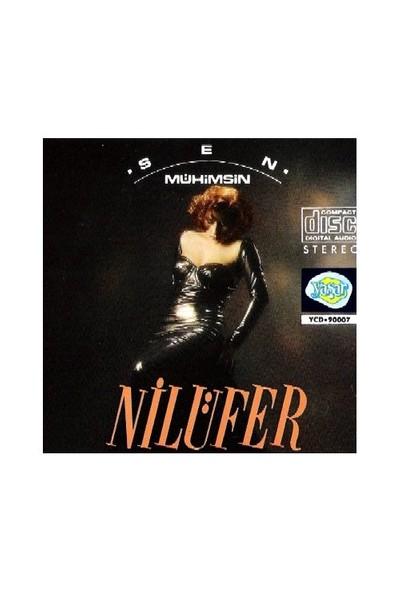 Nilüfer-Sen Mühimsin CD