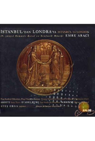Emre Aracı - İstanbul'dan Londra'ya (CD)