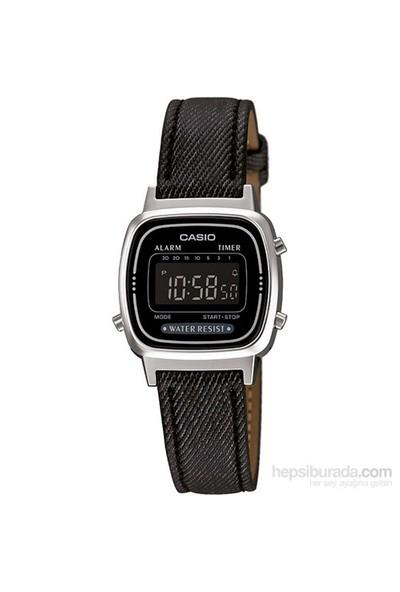 Casio LA670WL-1BDF Digital Kadın Kol Saati