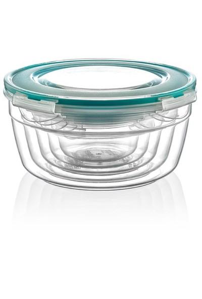 Home Design Yuvarlak Freshbox 5'Li Set (400-405-410-415-420)