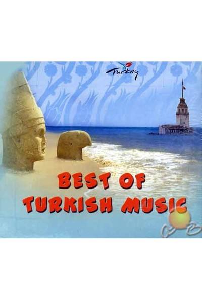 Best Of Turkish Music (5CD) (milhan)
