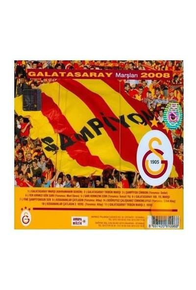 Galatasaray Marşları 2008