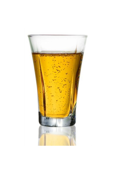 Lav Truva Sade Su Bardak Kahve Yanı Su bardağı