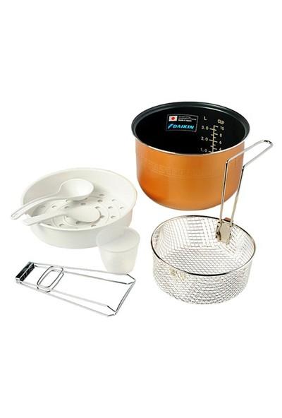 Redmond Multicooker RMC-M4502 Çok Amaçlı Pişirici - Siyah