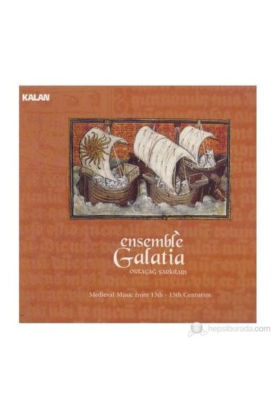 Enseble Galatia - Ortaçağ Şarkıları (CD)