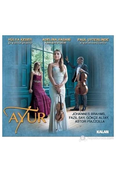Ayur Trio - Ayur (CD)