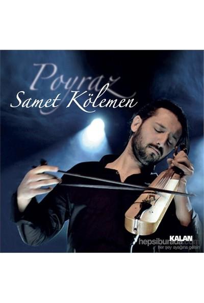 Samet Kölemen - Poyraz (CD)
