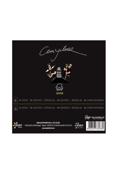 Cem Yılmaz - Gösteri 1 2 (CD)
