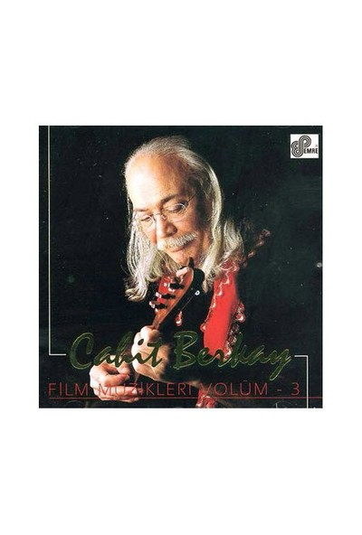 Cahit Berkay - Film Müzikleri 3 (CD)