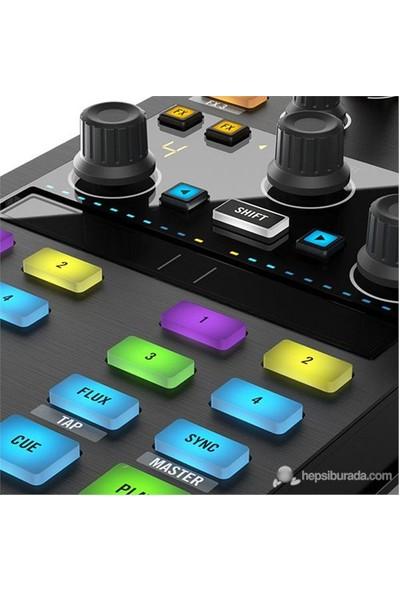Native Instruments Traktor Kontrol X1 MK2 Traktor Pro Yazılımı İçin Kontrol Ünitesi