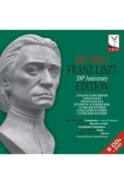 İdil Biret - Liszt 200th Anniversay Edition (9 Cd + 1 Dvd)