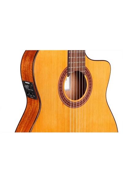 Cordoba C5-CET Elektro Klasik Gitar