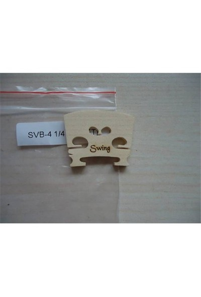İmecemuzik Svb-4 Swing 1/4 Keman Eşiği