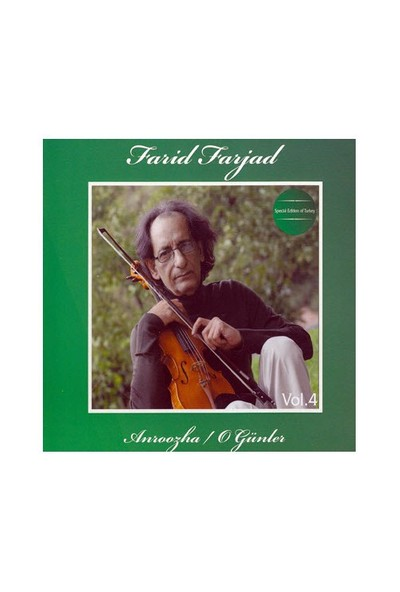 Farid Farjad - Anroozha / O Günler 4