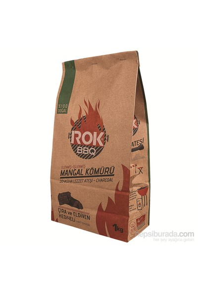 Rok Mangal Kömürü 1 Kg