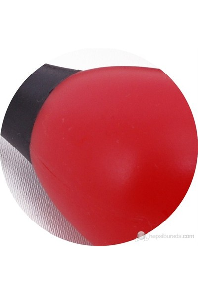 Marakas 13 Cm Kırmızı M13Rd