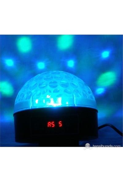King Shark Sihirli LED Küre ( Magic Ball )