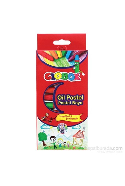 Globox Pastel Boya 12-Li