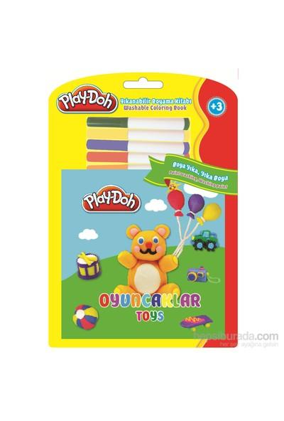 Play-Doh Silinebilir Kitap Küçük Oyuncaklar Play-Sk006