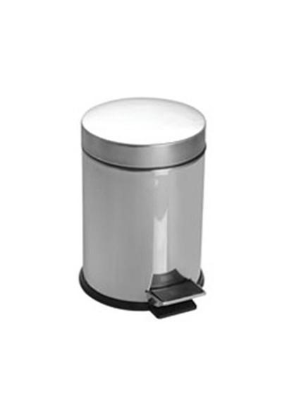 Croma Mıkro Çöp Kovası Pedallı 3Lt