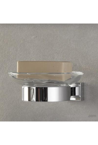 Grohe Essentials Cube Sabunluk Ve Diş Fırçalık Tutacağı Banyo Aksesuarı - 40508001